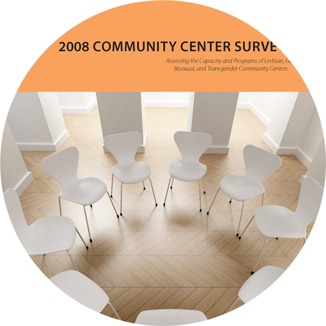 image of 2008 Community Center Survey