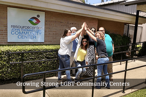 CenterLink - Growing Strong LGBT Community Centers