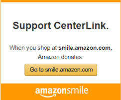 support CenterLInk by shopping at Amazon Smile