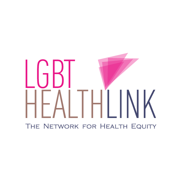 Logo for LGBT HealthLink