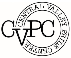 Central Valley Pride Center logo