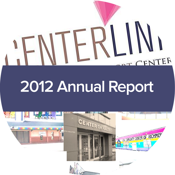 image of centerlink 2012 annual report