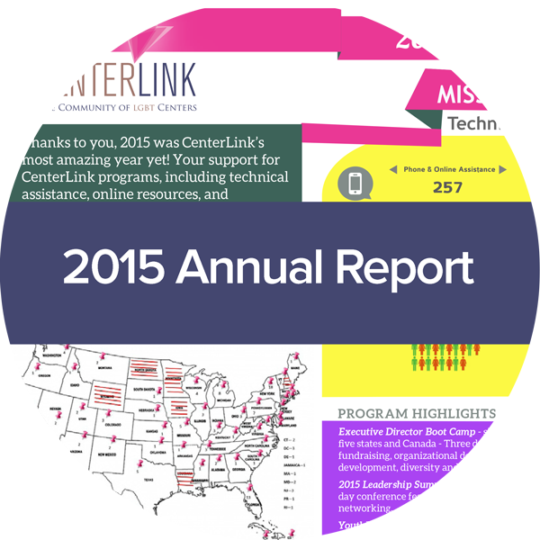 image of centerlink 2015 annual report