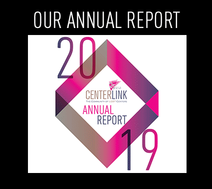 CenterLink's Annual Report, 2019 - cover image