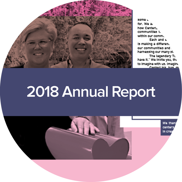 image of centerlink 2018 annual report