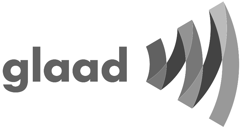 Logo for GLAAD