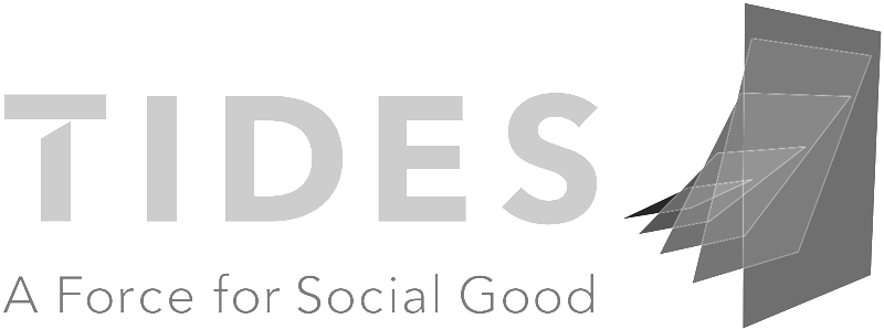 Logo for Tides Foundation