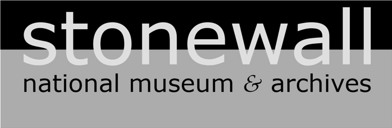 Logo for Stonewall National Museum & Archives