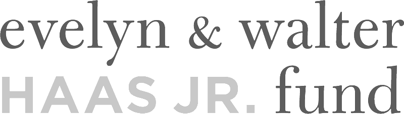Logo for The Evelyn and Walter Haas, Jr. Fund