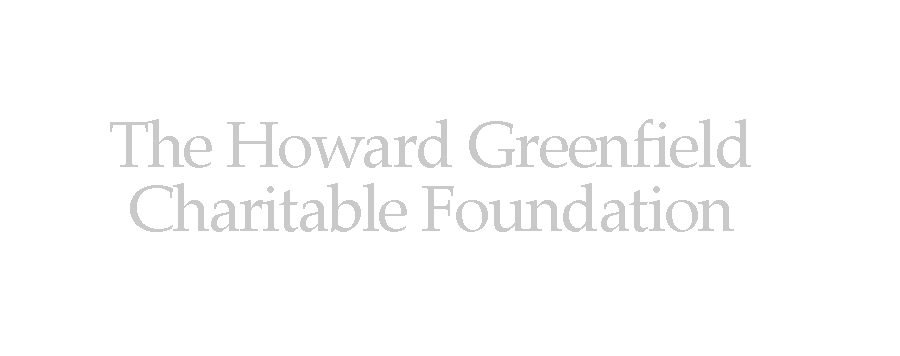 Logo for The Howard Greenfield Charitable Foundation