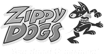 Logo for Zippy Dogs