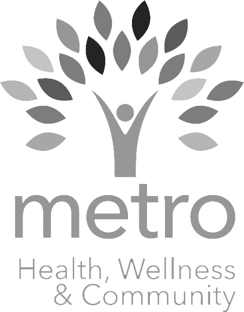 Logo for Metro Wellness