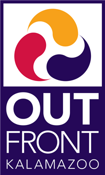 OutFront Kalamazoo, formerly the KGLRC logo